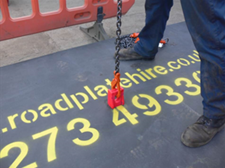 Roadplate Hire